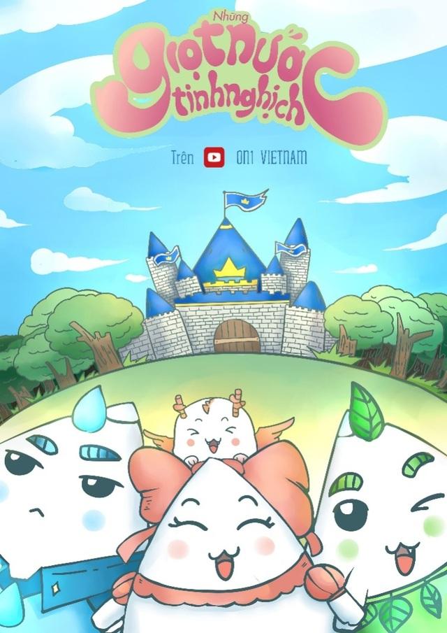 On1 ra mắt series hoạt hình hướng dẫn kỹ năng sống cho trẻ em - 1