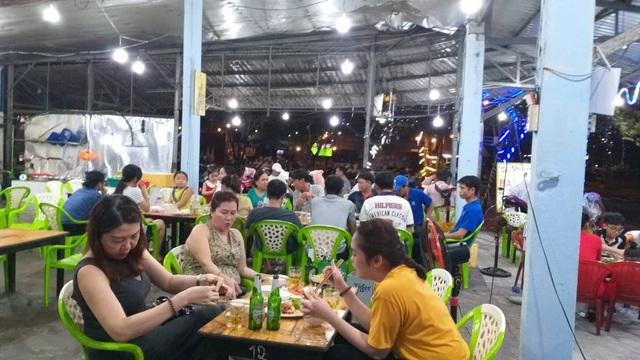 Đà Nẵng: Thanh tra an toàn thực phẩm các cơ sở kinh doanh dịch vụ ăn uống - 1