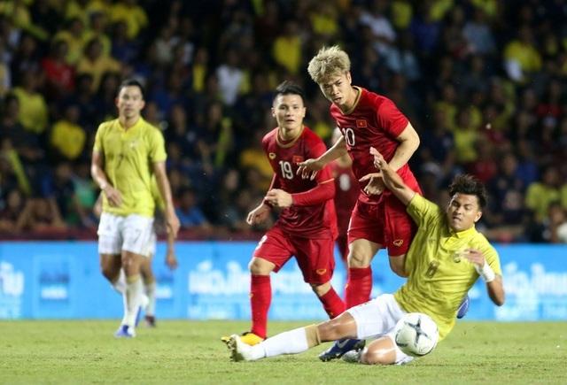 Tuyển thủ Thái Lan tin sẽ soán ngôi đội tuyển Việt Nam - 2