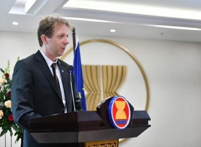 EU quan ngại trước các hành động đơn phương ở Biển Đông - 1