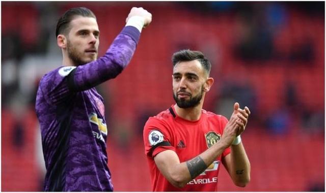 De Gea lên tiếng chốt tương lai ở Man Utd - 2
