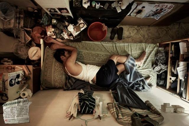 """Người nghèo Hong Kong khốn khổ trong nhà """"quan tài"""" giữa dịch Covid-19 - 3"""