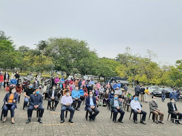 """""""ATM gạo"""" chia sẻ khó khăn với người dân, lao động nghèo Quảng Trị - 1"""