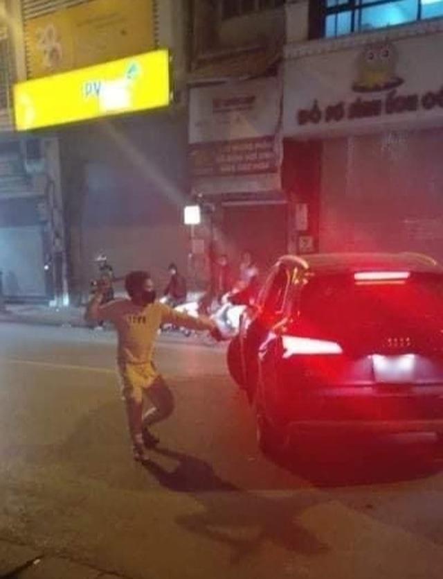 Hà Nội: Điều tra nghi án gọi người tới hỗn chiến sau va chạm giao thông - 1