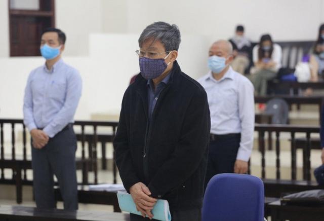 Ông Nguyễn Bắc Son bị y án chung thân - 1
