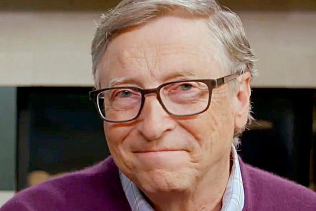 Bill Gates: Vắc xin Covid-19 có thể được sản xuất trong vòng 1 năm tới - 1
