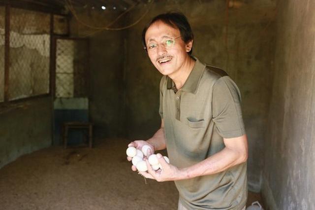 Nghệ sĩ Giang Còi: Thất nghiệp, ở nhà làm thợ xây, chăm gà lợn... - 4