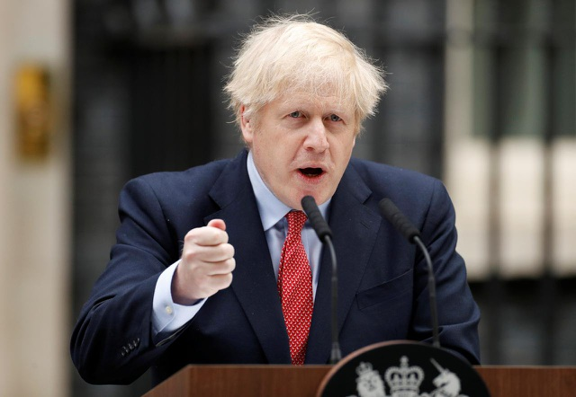 Thủ tướng Anh tái xuất, cảnh báo thảm họa nếu vội vã nới phong tỏa - 1