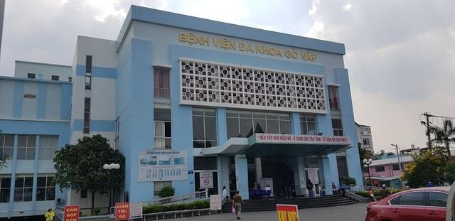Không khởi tố vụ giám đốc Bệnh viện quận Gò Vấp thu gom khẩu trang - 1