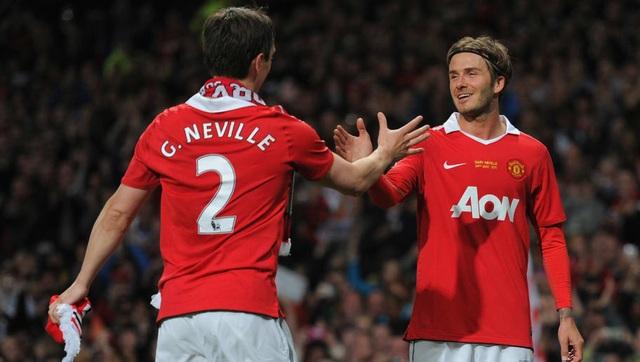 """Đồng đội cũ ở Man Utd lên tiếng """"bóc mẽ"""" David Beckham - 2"""