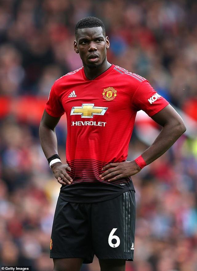 Man Utd quyết bán Pogba, Lingard để chiêu mộ Sancho - 1