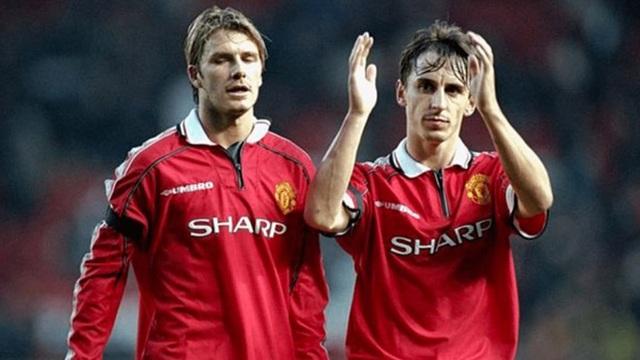 """Đồng đội cũ ở Man Utd lên tiếng """"bóc mẽ"""" David Beckham - 1"""