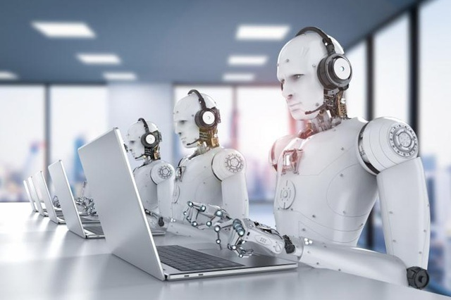 Thà mất việc vì robot còn hơn vì một người khác - 2