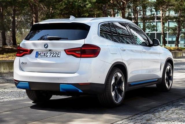 Hé lộ hình ảnh tân binh BMW iX3 - 2