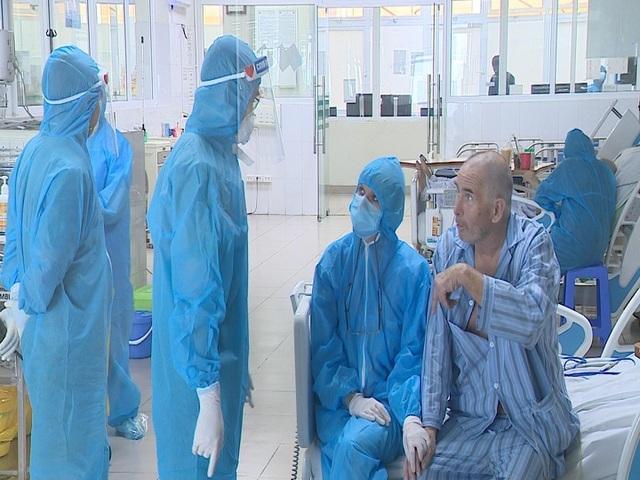 Bệnh nhân ngoại quốc và những thử thách đặc biệt với lực lượng tuyến đầu - 5
