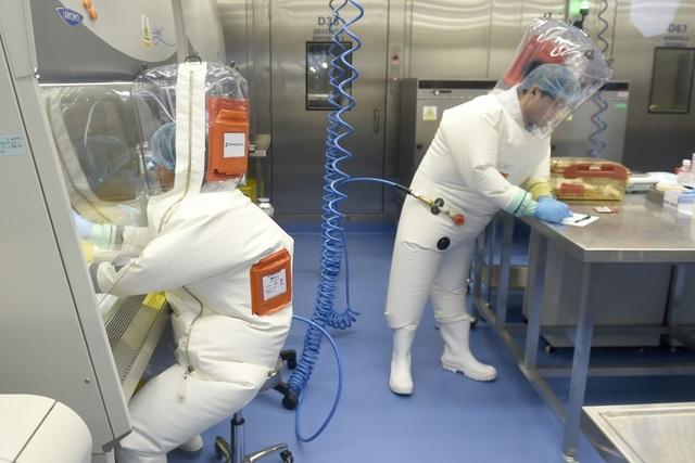 Mỹ cắt tài trợ dự án nghi liên quan tới Viện Virus học Vũ Hán - 1