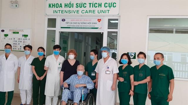 Bệnh nhân ngoại quốc và những thử thách đặc biệt với lực lượng tuyến đầu - 8