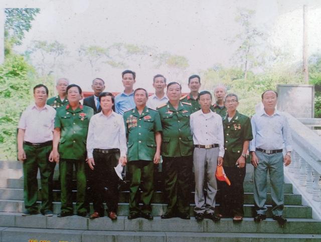 Gặp cựu binh tham gia cắm cờ trên nóc nhà Bộ tổng tham mưu ngụy quyền - 2