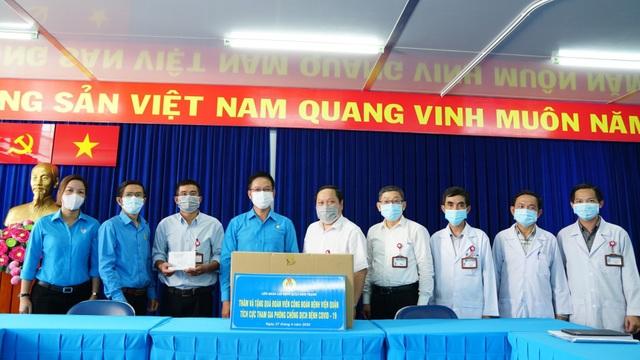LĐLĐ TPHCM: Dựng cây ATM gạo hỗ trợ công nhân gặp khó vì dịch Covid-19 - 4