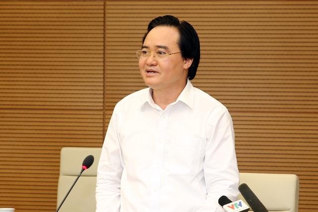 Bộ trưởng Phùng Xuân Nhạ: Đảm bảo kỳ thi tốt nghiệp THPT 2020 trung thực - 1