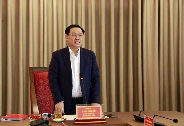 Bí thư Thành ủy Hà Nội: Cán bộ cần thành tâm đến với nhân dân - 1