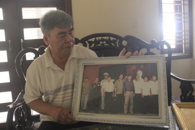 Những ngày tháng Tư nóng bỏng trong ký ức người cựu binh đặc công - 4