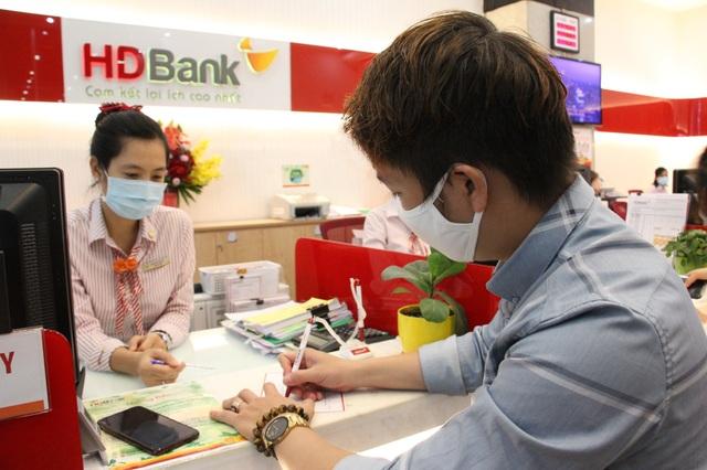 HDBank ân hạn thời gian trả nợ gốc của khách hàng trong mùa dịch - 1