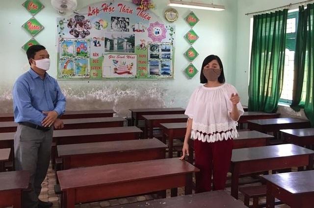 Quảng Ngãi: Sẵn sàng các phương án cho học sinh đi học trở lại - 1
