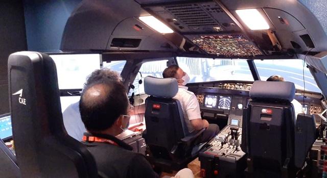 Đào tạo phi công, tiếp viên thời đại dịch - 1
