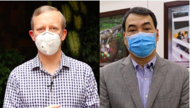 Việt Nam hợp tác với Anh thử nghiệm thuốc điều trị Covid-19 - 1