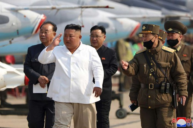 Triều Tiên đưa tin về ông Kim Jong-un giữa tin đồn sức khỏe - 1