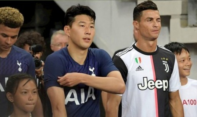 Mức giá của Son Heung Min vượt qua cả C.Ronaldo - 1