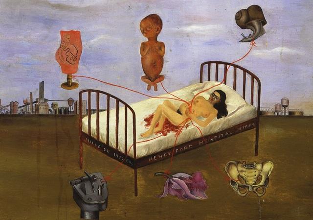 Sự nghiệp hội họa rực rỡ của nữ họa sĩ cả cuộc đời sống trong bi kịch - 3