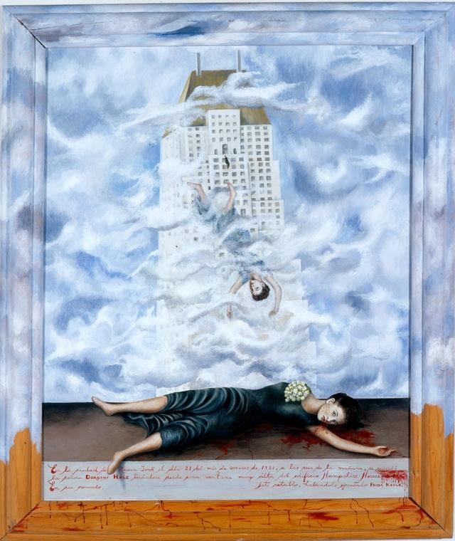 Sự nghiệp hội họa rực rỡ của nữ họa sĩ cả cuộc đời sống trong bi kịch - 4