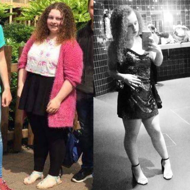 Giảm hơn 40 kg trong 2 năm nhờ chăm nhảy múa - 1