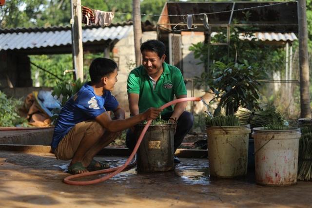 Huda tiếp tục hành trình mang nước sạch cho miền Trung năm thứ hai - 2