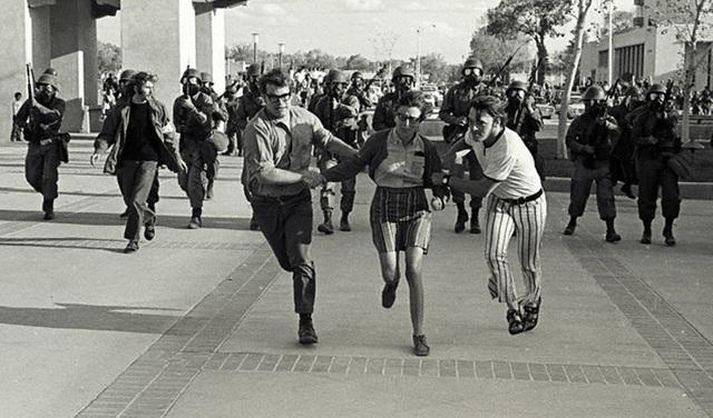 Phong trào phản chiến từng làm dậy sóng nước Mỹ thời Chiến tranh Việt Nam - 1