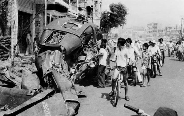Những khoảnh khắc lịch sử ngày giải phóng Sài Gòn trên báo chí quốc tế - 12
