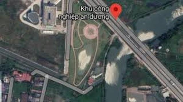 Doanh nghiệp Trung Quốc xây vườn hoa giống hình đường lưỡi bò - 1