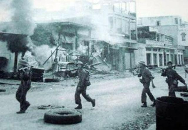 Những ngày tháng Tư nóng bỏng trong ký ức người cựu binh đặc công - 2