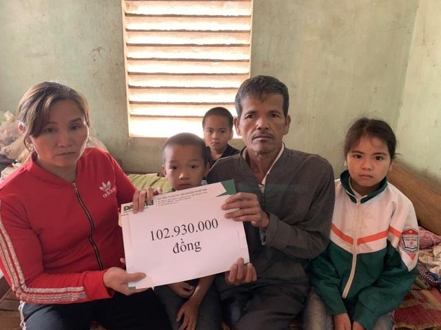 Những đứa trẻ bị bỏ rơi được bạn đọc Dân trí giúp đỡ gần 103 triệu đồng - 3