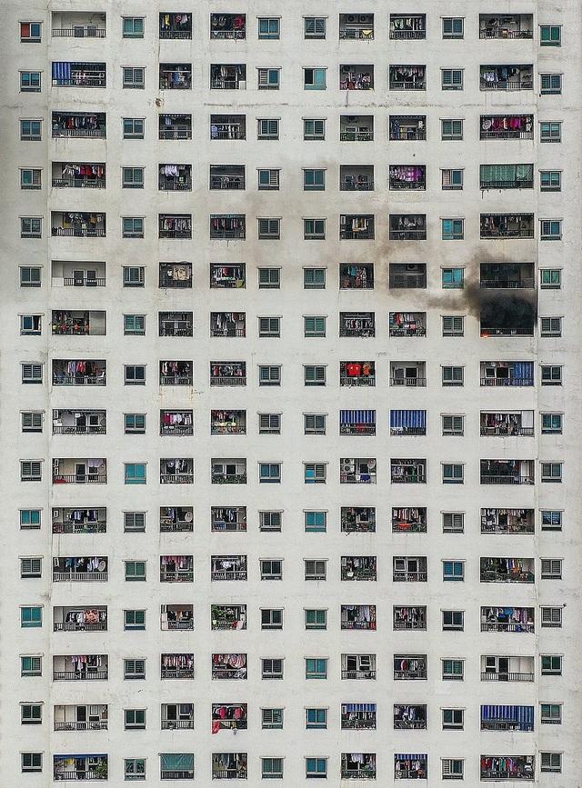 Khoảnh khắc kiến trúc đẹp nhất năm 2020 gọi tên nhiếp ảnh gia Việt Nam - 2