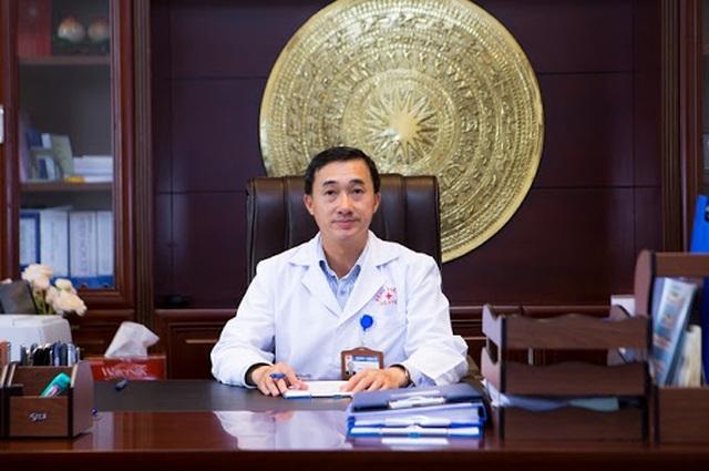 Giám đốc Bệnh viện K được bổ nhiệm làm Thứ trưởng Bộ Y tế - 1
