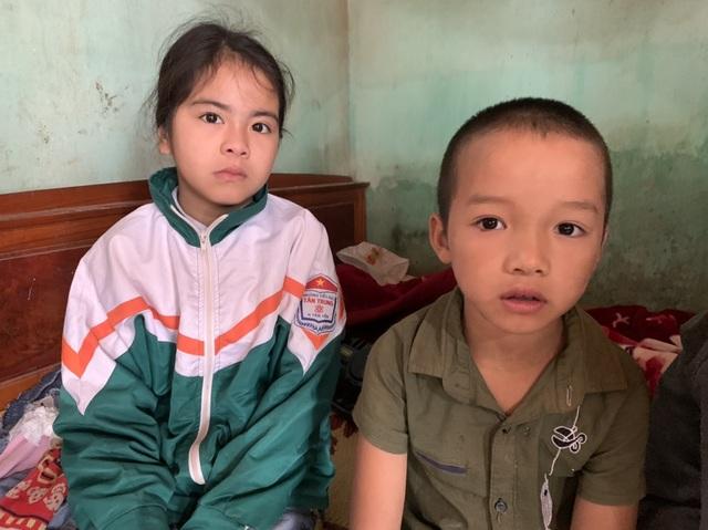 Những đứa trẻ bị bỏ rơi được bạn đọc Dân trí giúp đỡ gần 103 triệu đồng - 1