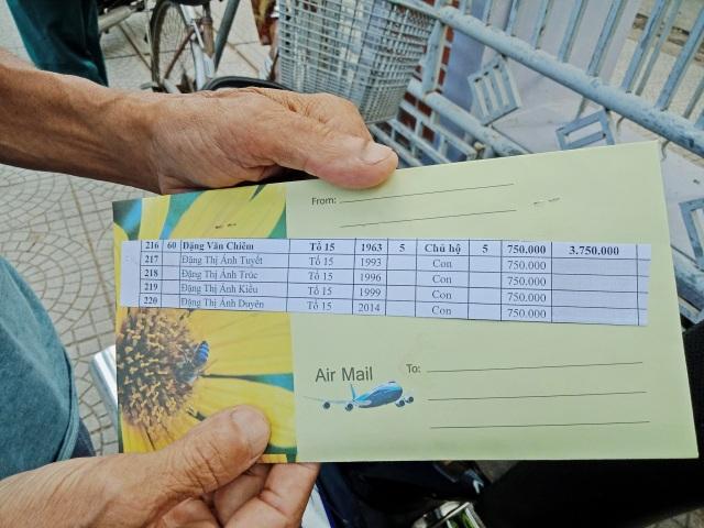 TP Huế: Người nghèo mừng vì nhận được tiền hỗ trợ từ Chính phủ  - 2