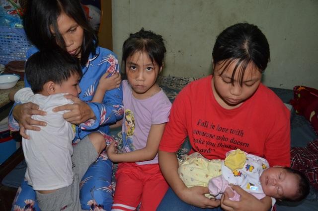 Nỗi đau của người vợ không thể về chịu tang chồng và những đứa trẻ bất hạnh - 5