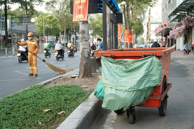 TPHCM: Buồn vui tâm sự công nhân vệ sinh trong Ngày Quốc tế Lao động 1/5 - 3