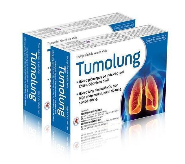 Tumolung - Sản phẩm mới giúp giảm nhẹ tác dụng phụ của hóa xạ trị - 4