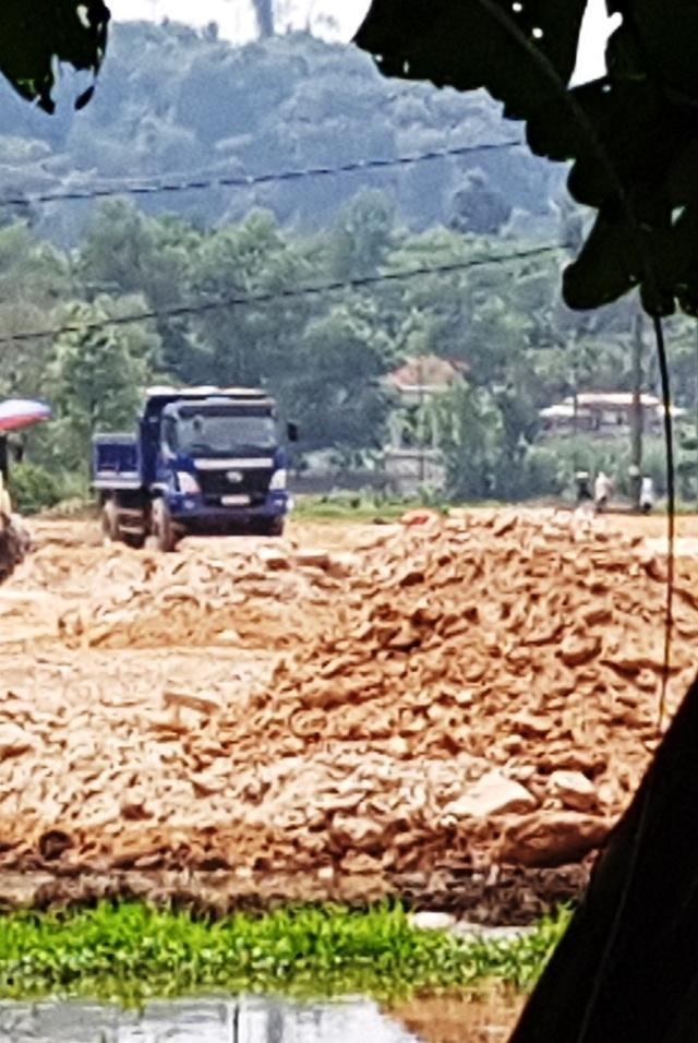 Huế: Dân bức xúc vì khu tái định cư đường cao tốc san nền lẫn đá, rễ cây - 2