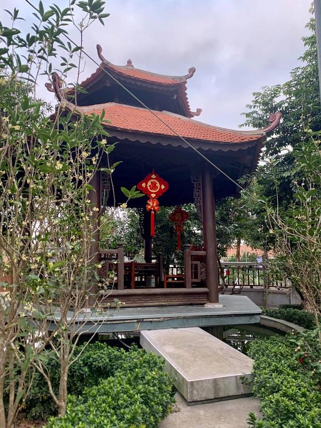 Cận cảnh nhà cổ trăm tuổi toàn bằng gỗ quý, đẹp hiếm có ở Nam Định - 10